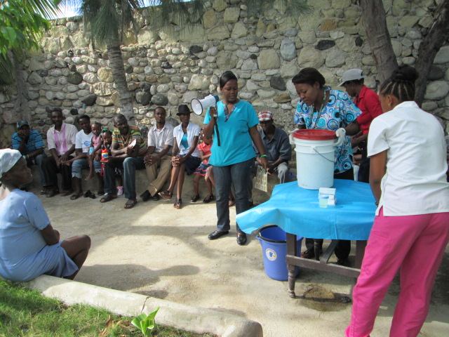 Global Handwashing Day