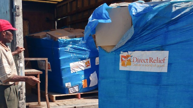 Direct Relief shipment 2016-092237677