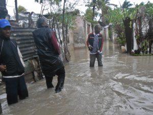 Cite Soleil flooding 2016