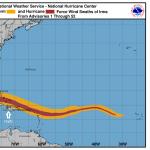 Path of Irma 2017